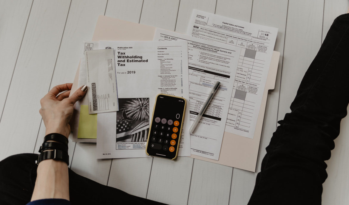 Four-week checklist to keep tax time low-stress